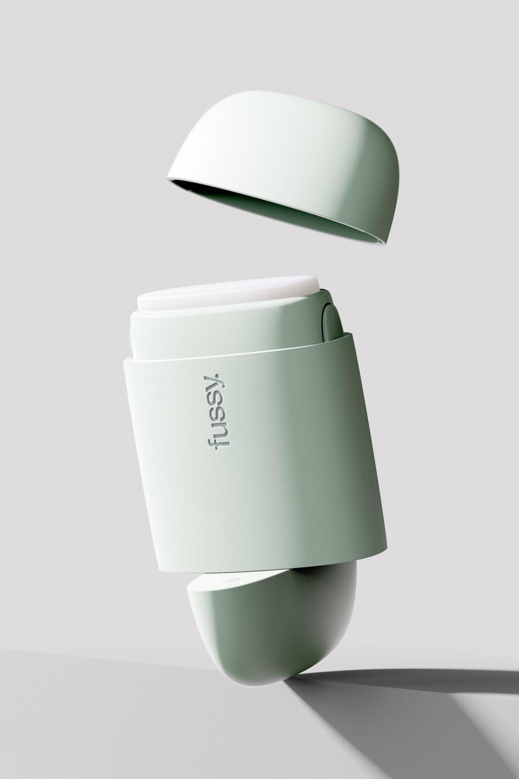Mint green Fussy deodorant by Blond