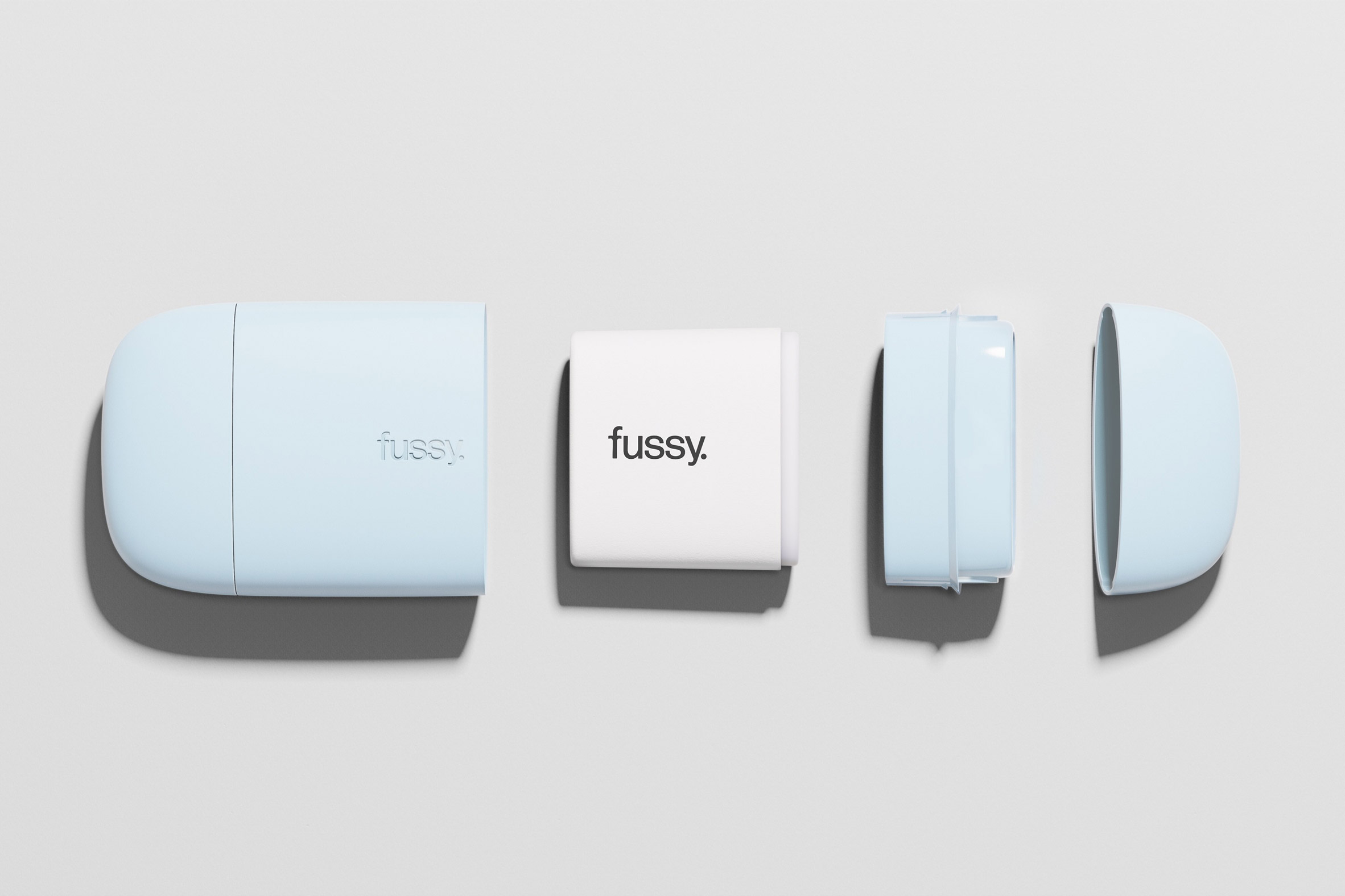 Components of Fussy deodorant by Blond