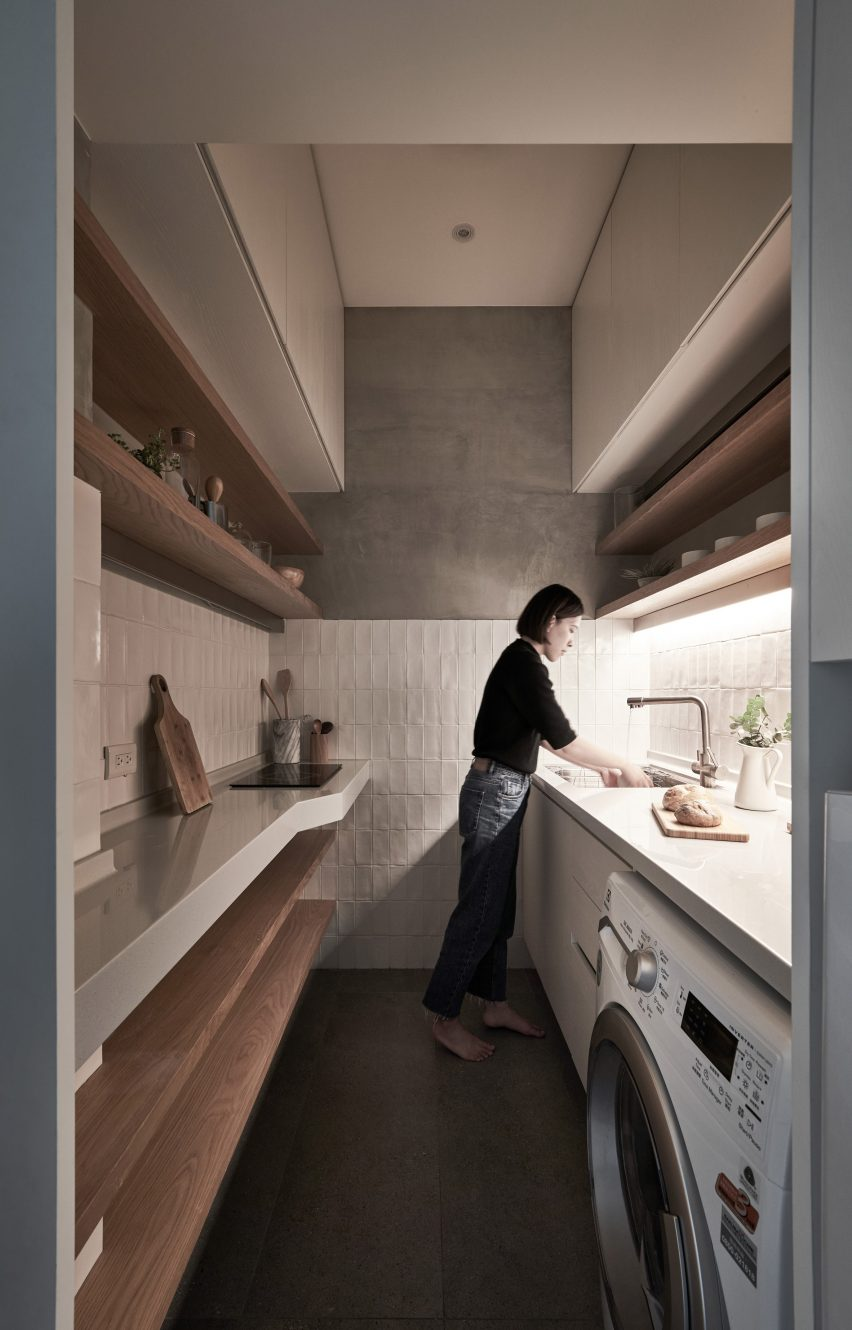 Interior view by A Little Design