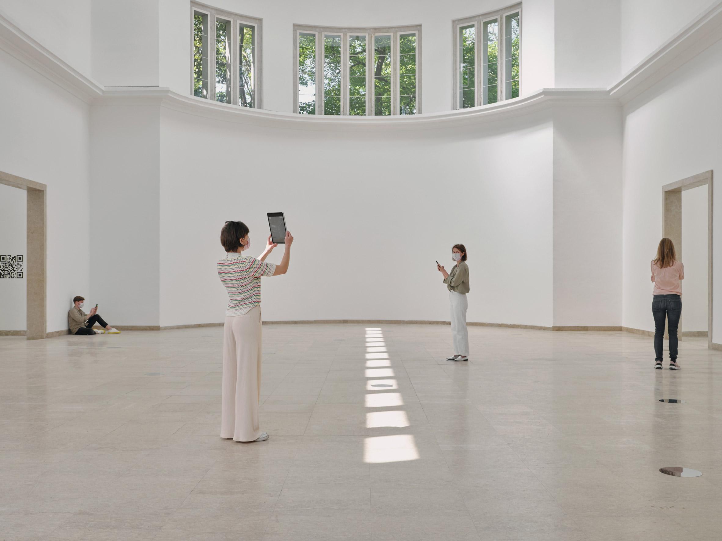 The German Pavilion at the Venice Architecture Biennale