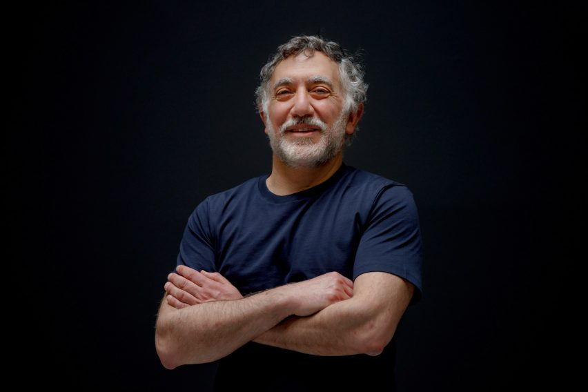 Curator Hashim Sarkis