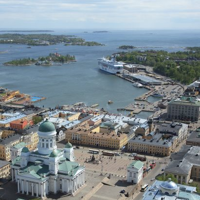 The Helsinki port will be turned into a cultural hub
