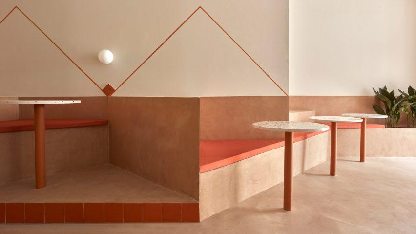 BeGreen Salad Company Valencia by Horma Studio