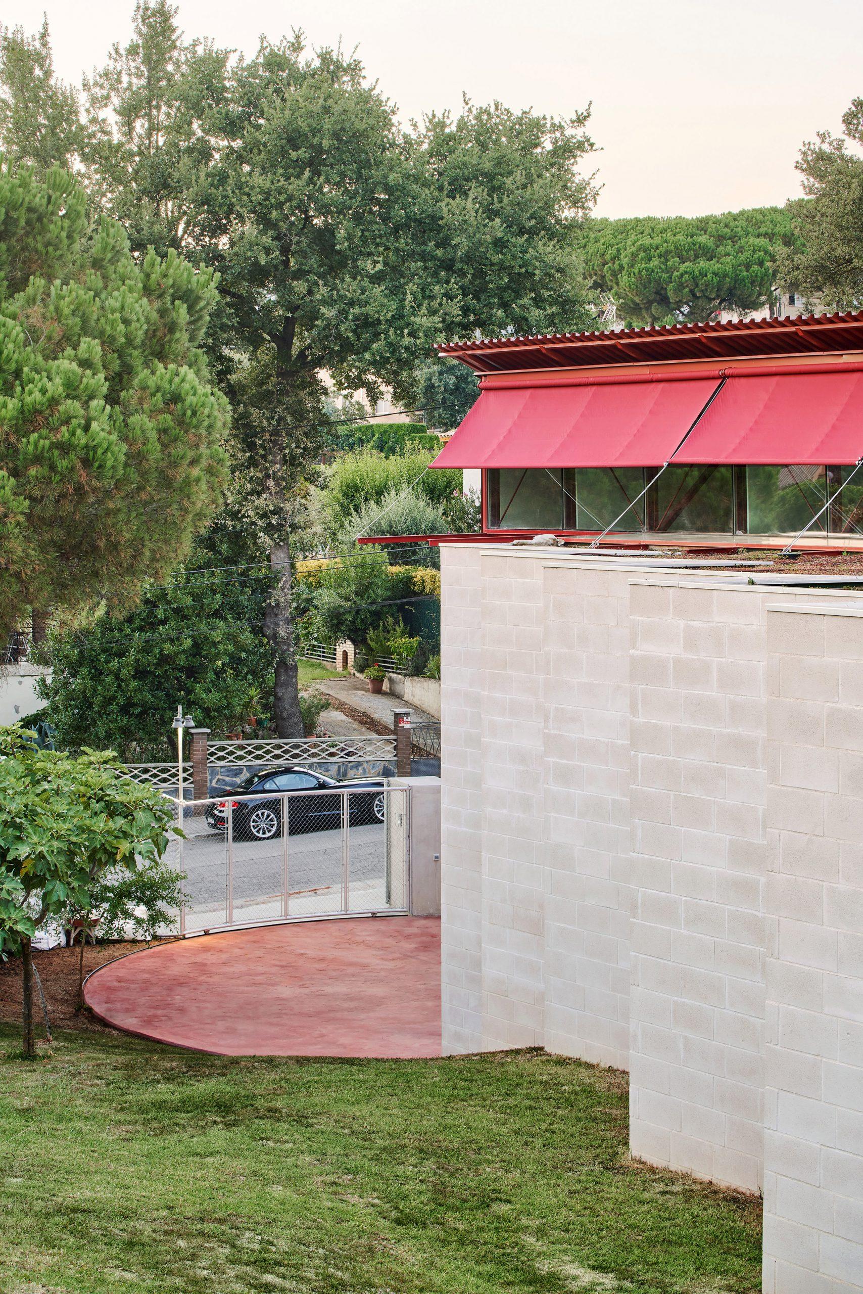 Exterior of House in Sant Antoni de Vilamajor by Arquitectura-G
