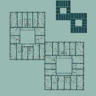 Plans of Ten Degrees housing scheme