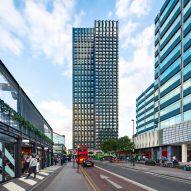 "HTA Design builds ""world's tallest modular housing scheme"" in Croydon"