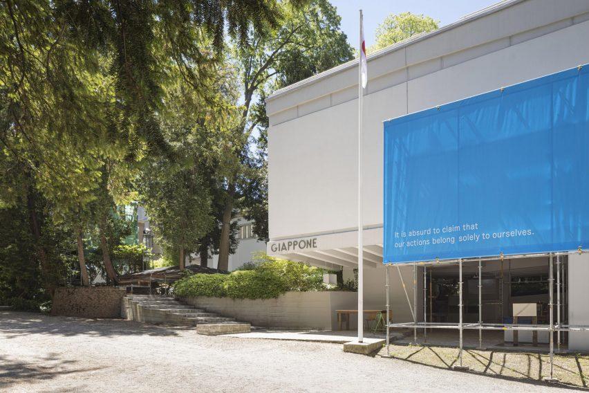 Paviliun Jepang di Venice Architecture Biennale