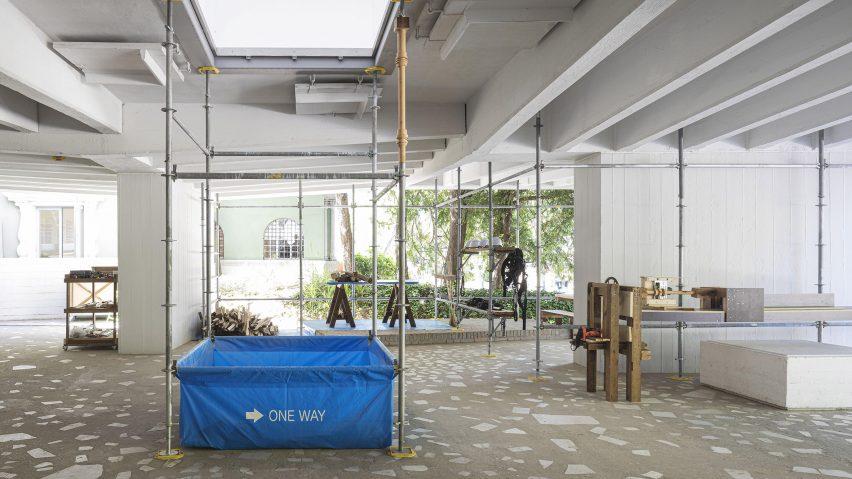 Japan Pavilion at the 2021 Venice Architecture Biennale