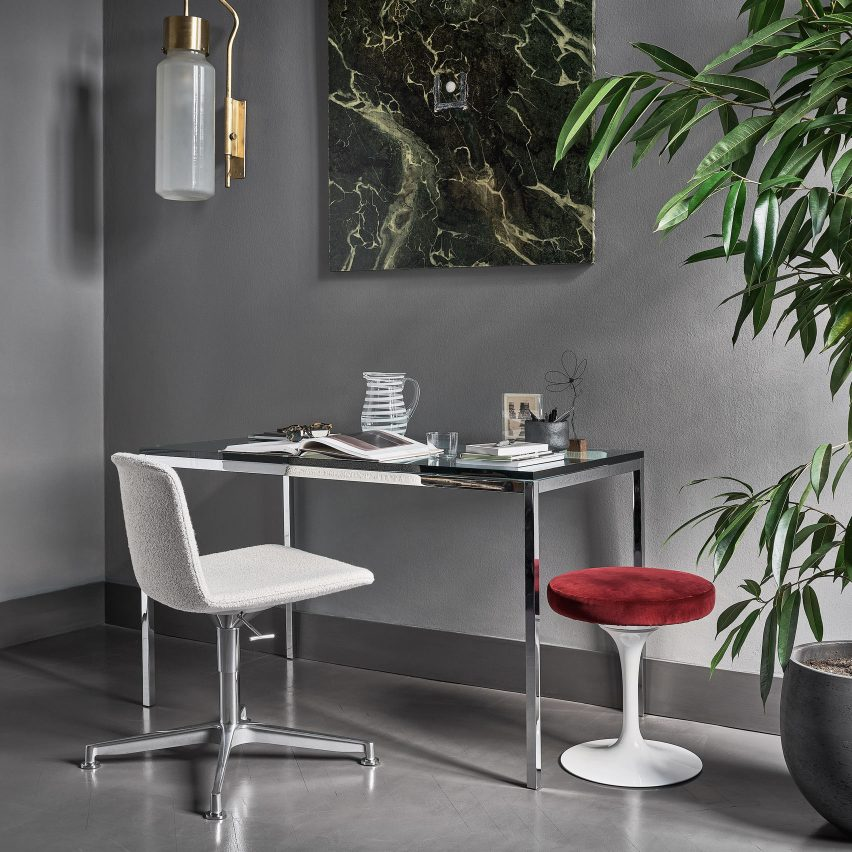 The new KN07 chair by Knoll