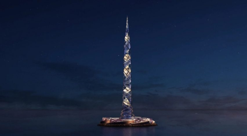A supertall skyscraper planned for Russia could be the second tallest in the world