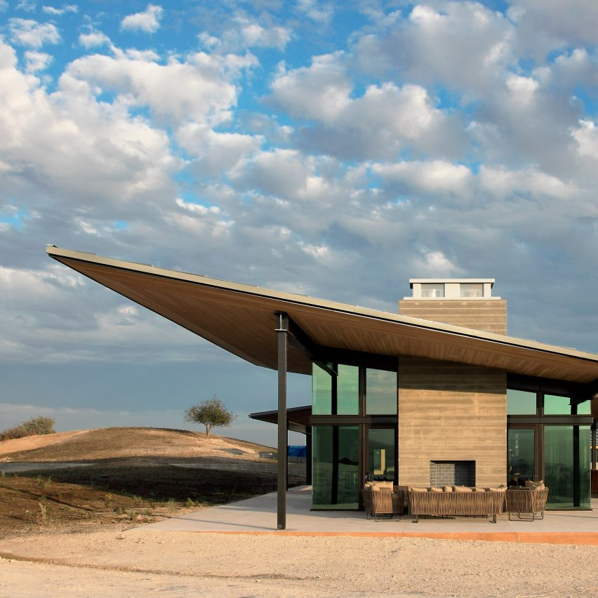 Law Winery in Paso Robles, California, by BAR Architects