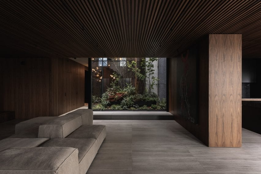 Leckie Studio designed the project