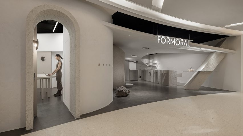 Formoral is a skincare store in China
