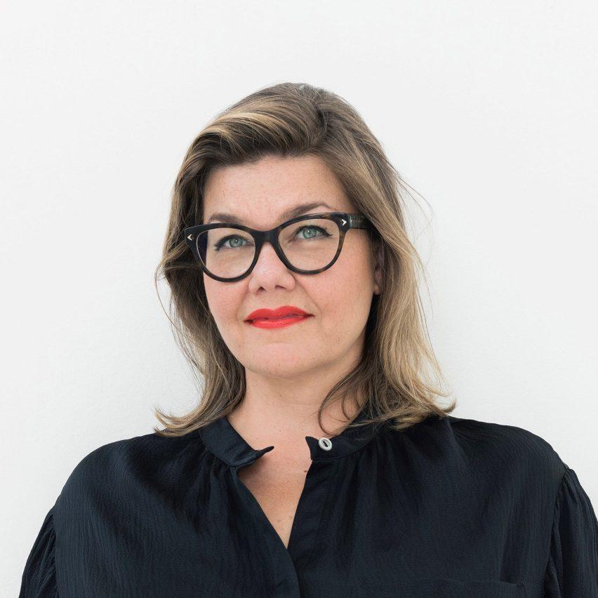 Vienna Design Week co-founder Lilli Hollein
