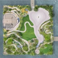 Little Island Plans