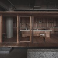 Lost & Found Hangzhou store by BLUE Architecture Studio