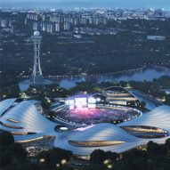 The design can be used to host concerts