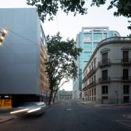 The Florida Building by MAPA