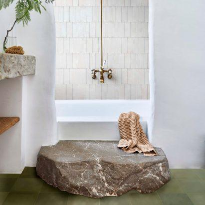 Crogiolo Rice tiles by Marazzi