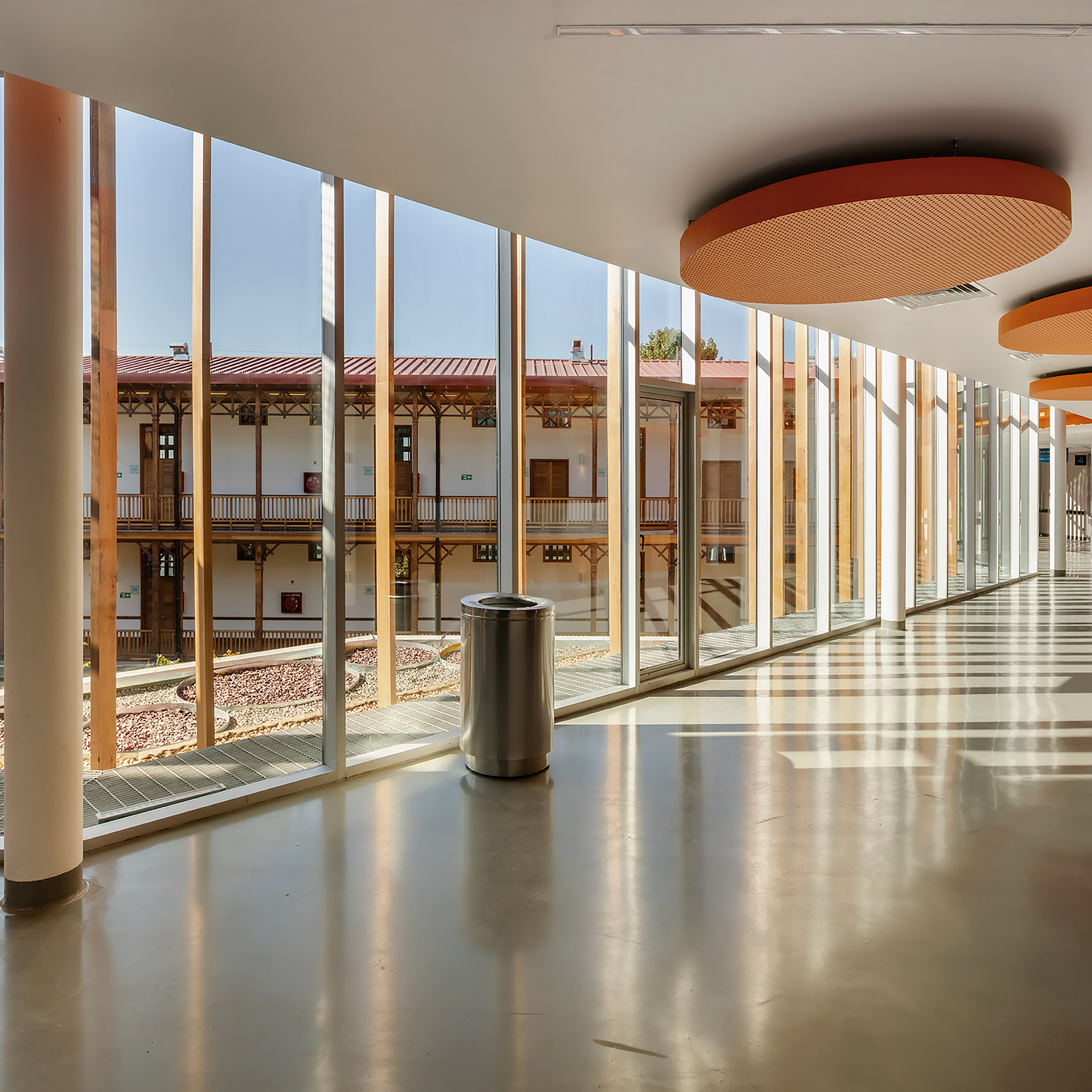 Luis Vidal + Architect designed the project in Chile