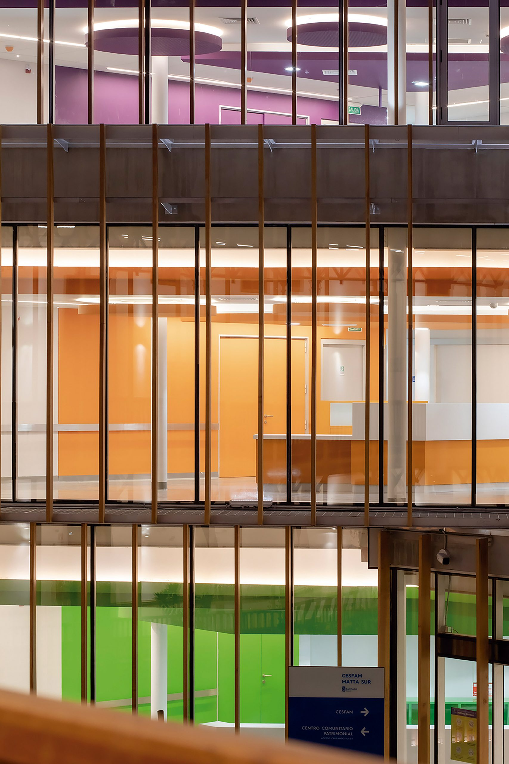 Luis Vidal + Architects is a Spanish firm
