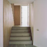 Matthew Giles Architects London townhouse