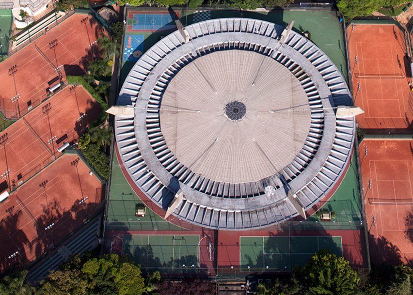 Paulo Mendes da Rocha's first project