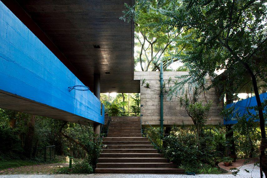 Concrete slabs defined Paulo Mendes da Rocha's work