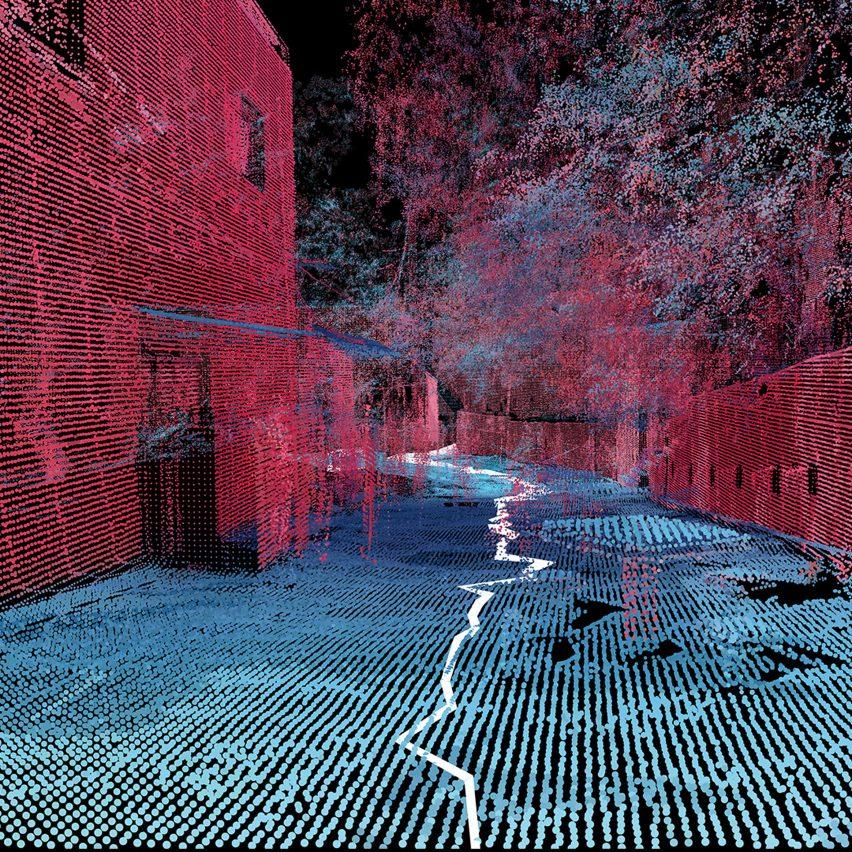 Favelas 4D by MIT Senseable City Lab