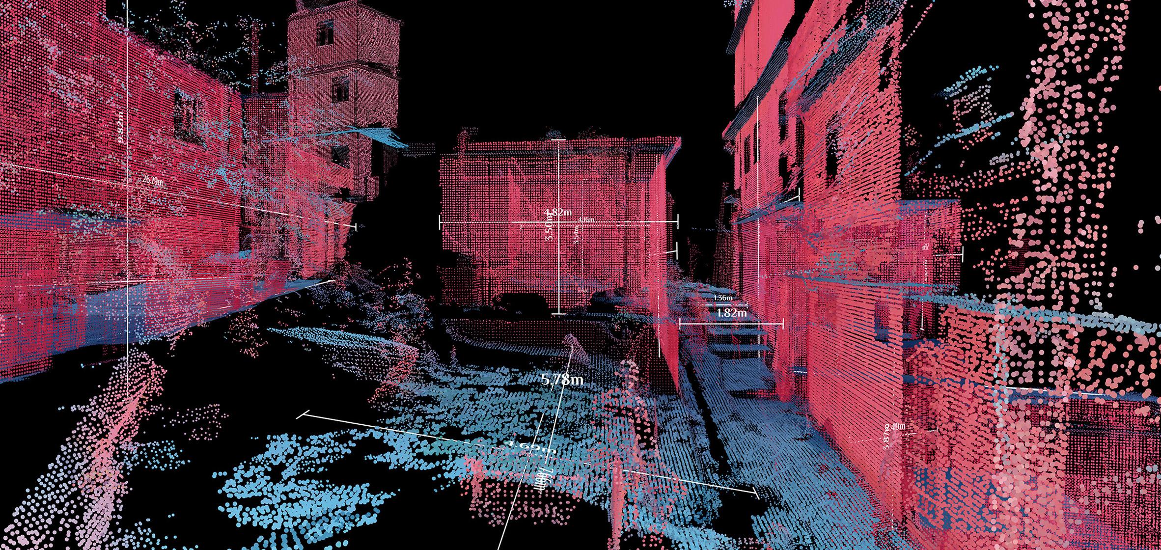 MIT Senseable City Lab undertook the project
