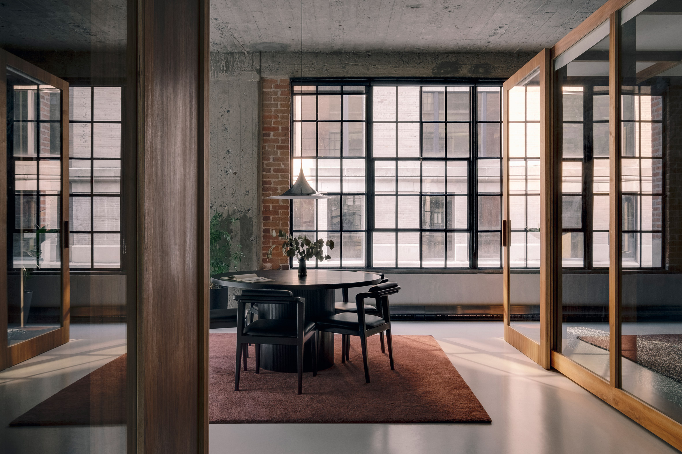 Future Simple Studio renovated the apartment