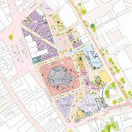 MVRDV plans for Heuvel shopping centre and Muziekgebouw