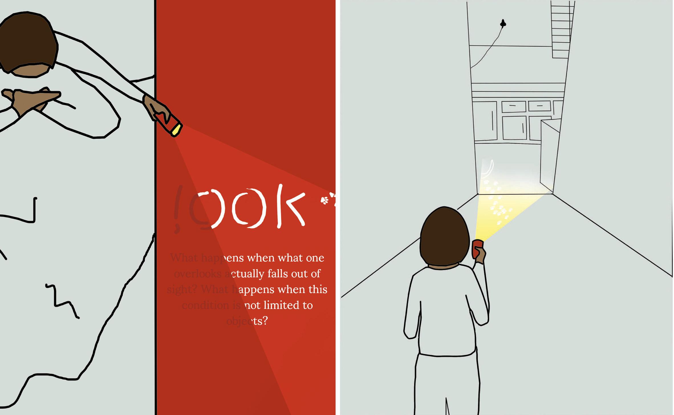 !ook - a wordless visual storybook