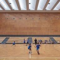 Gym-canteen