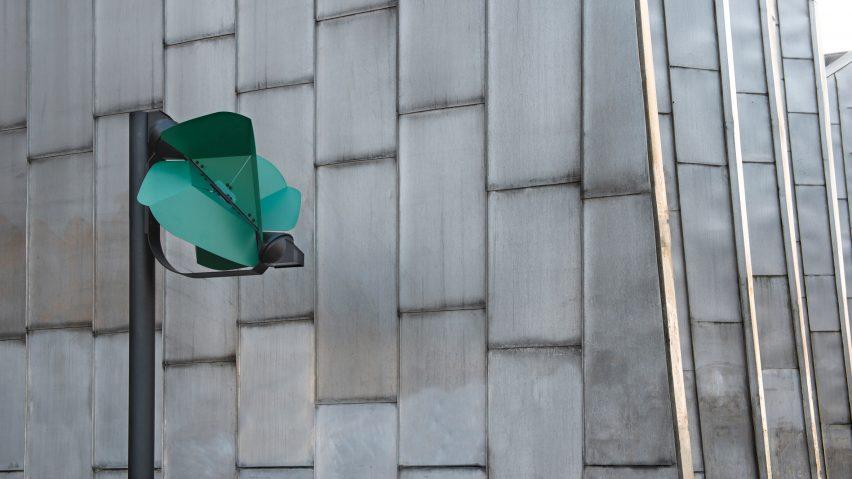 Papilio street light by Tobias Trübenabacher