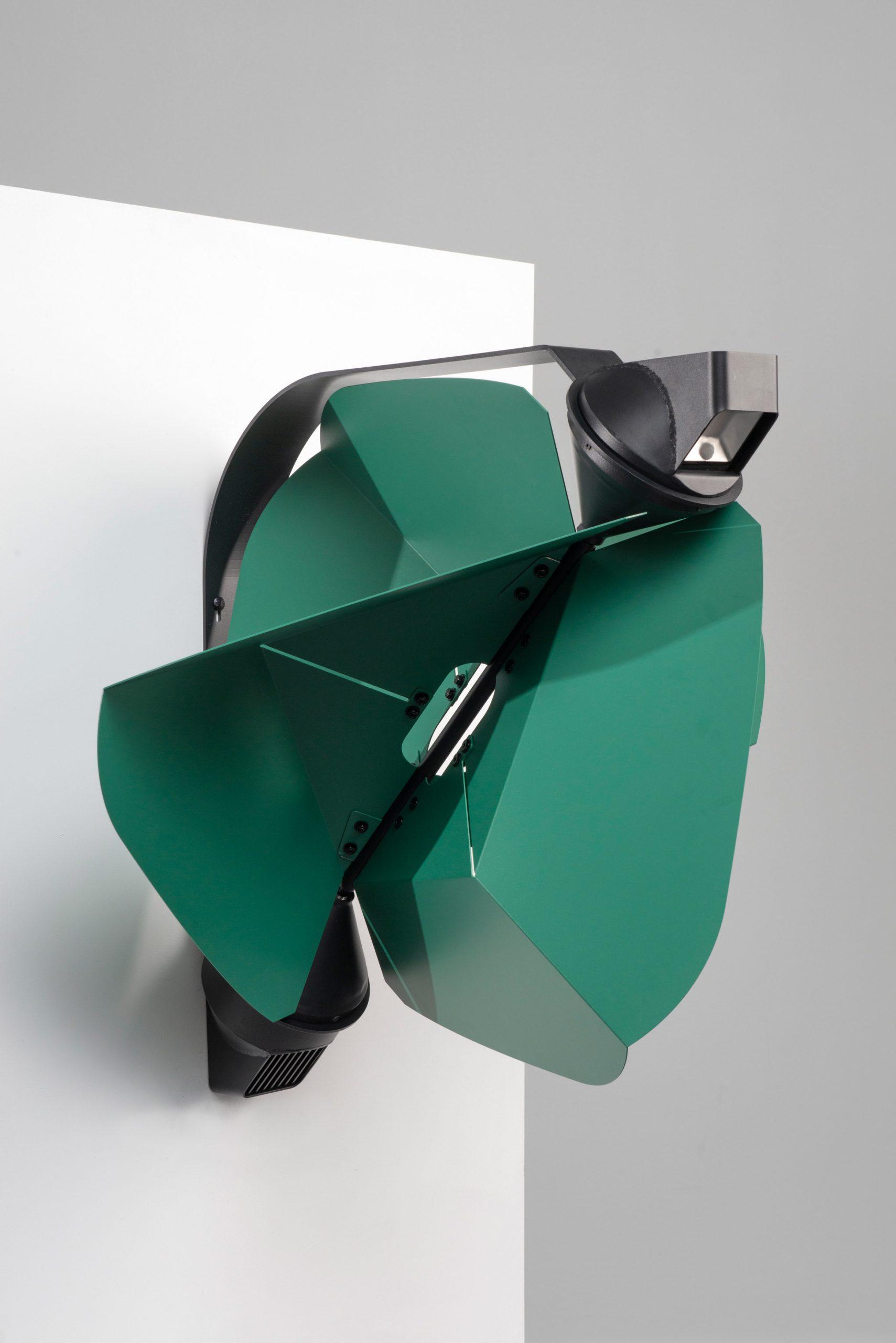 Wall-mounted Papilio light