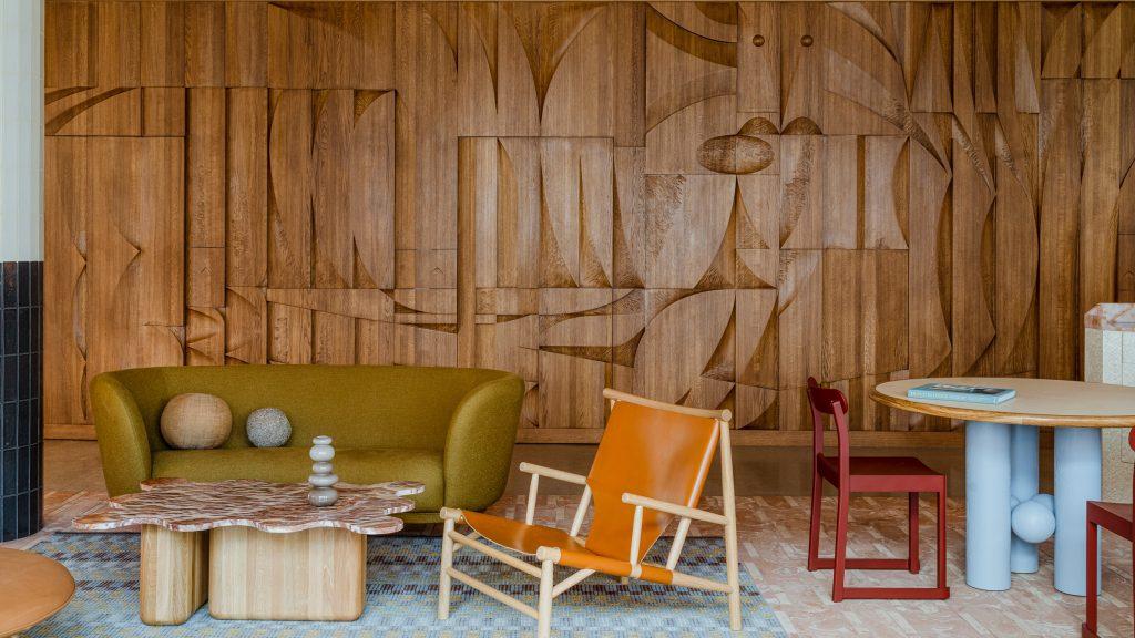 Studio Paradowski nods to Kraków's mid-century architecture in revamped Puro hotel