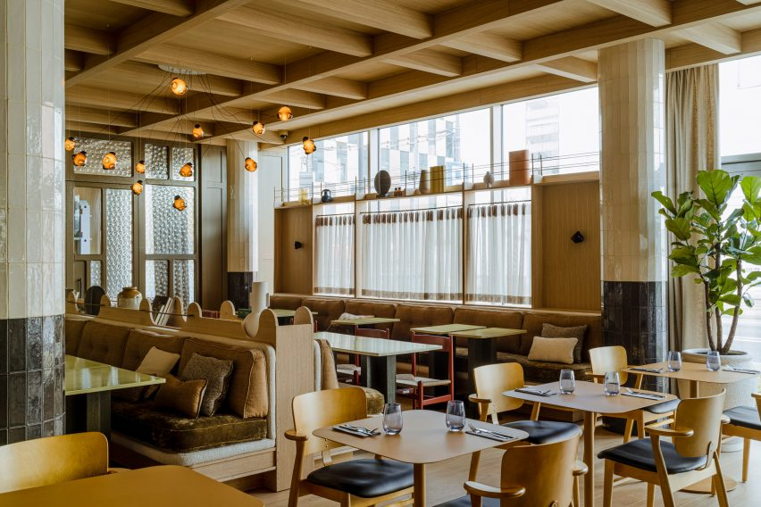 Restaurant of Puro Hotel Stare Miasto Kraków
