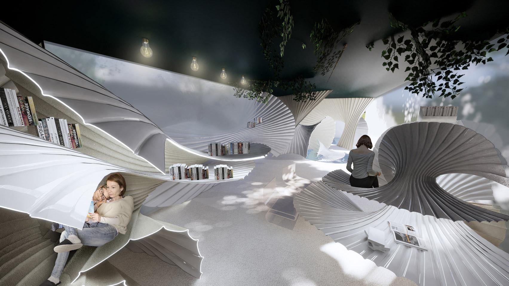 Moment Hotel by Jieru Lin