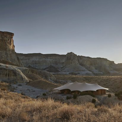 Camp Sarika by Amangiri, Luxury Frontiers