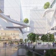 A visual inside the Shenzhen Reform and Opening-up Exhibition Hall