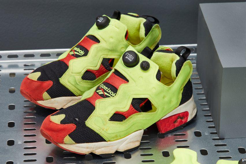 Reebok InstaPump Fury sneakers