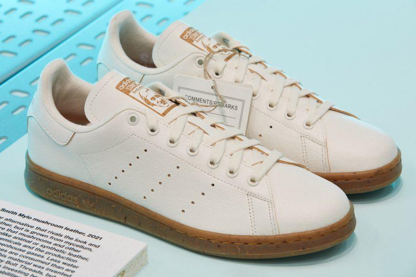 Adidas Stan Smith Mylo mushroom leather