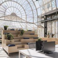 Studio Cáceres Lazo designs headquarters for Chilean startup Fintual