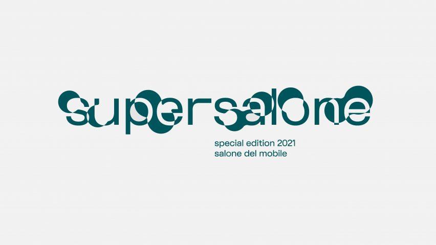 Supersalone logo for Salone del Mobile