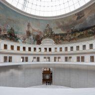 Paris' Bourse de Commerce reopens after Tadao Ando redesign