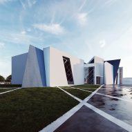 Studio Libeskind designs geometric Jewish Museum for Lisbon