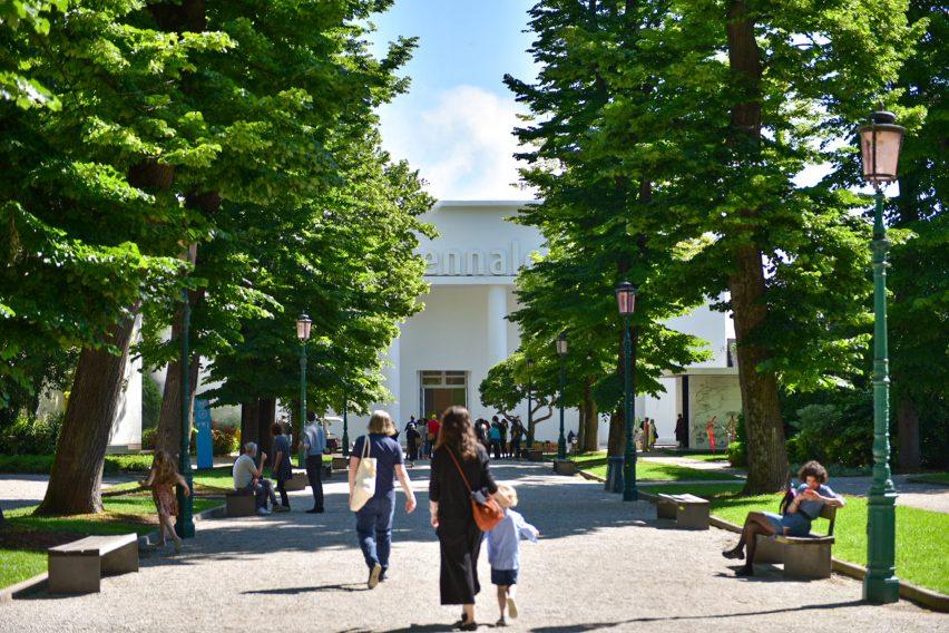 Venice Architecture Biennale Giardini