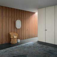 Wall & Door system by Lualdi