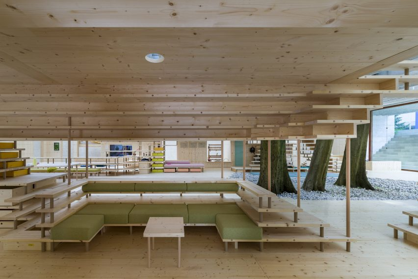 A shared living space prototype by Helen & Hard